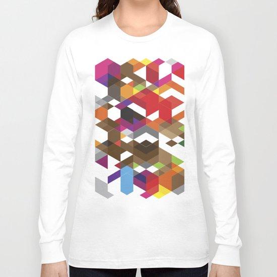 Life like a Geometry Long Sleeve T-shirt