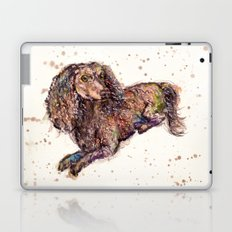 Dachshund Dog Laptop & iPad Skin