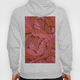 """William Morris """"Acanthus"""" 4. Hoody"""