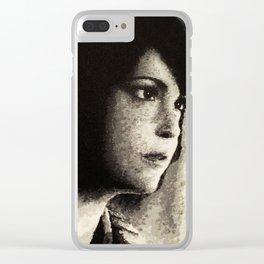 Supernatural: Jody Mills Clear iPhone Case