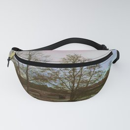 A glow over Kirkham Fanny Pack