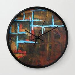 The Broken Heart Wall Clock