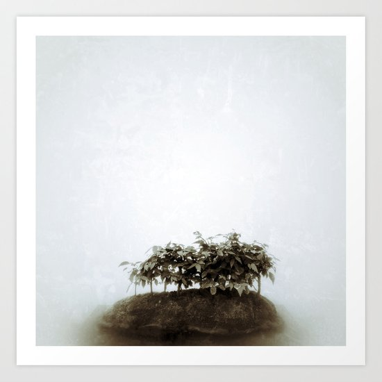 Tree #07 Art Print