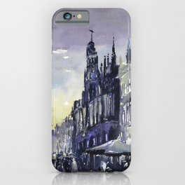 La Maison du Roi (Grand Museum) on the Grand Place of Brussels in downtown Brussels iPhone Case