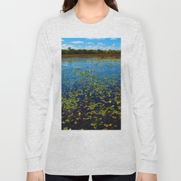 Point Pelee National Park Wetlands, ON Canada Long Sleeve T-shirt