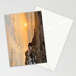 Sunset on the Costa Vicentina, Portugal Stationery Cards
