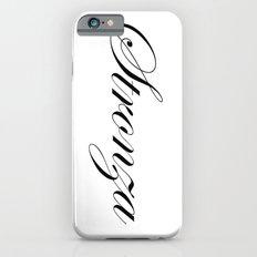 STRONZA iPhone 6s Slim Case