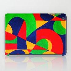Formas # 3 iPad Case