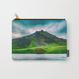 Iceland Mountain Carry-All Pouch