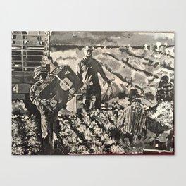 America's Backbone Canvas Print