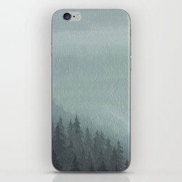 Forest 1 iPhone Skin