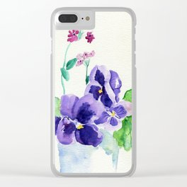 The Little Things Clear iPhone Case