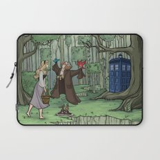 Visions are Seldom all They Seem Laptop Sleeve