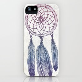 Catching Your Dreams iPhone Case