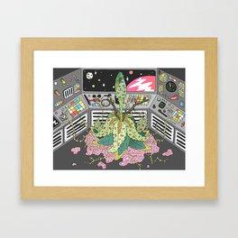 sci fi Framed Art Print