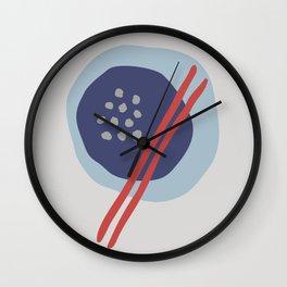 Frugal Food Marine Wall Clock