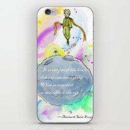 Little Prince World iPhone Skin