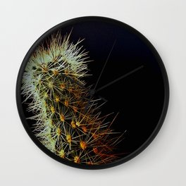 Cacti, Strength From A Deep Reservoir Wall Clock