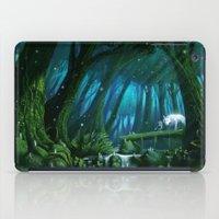 mononoke iPad Cases featuring Mononoke by Roberto Nieto