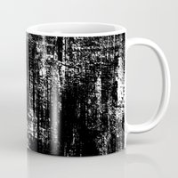 grunge Mugs featuring Grunge by neadevar