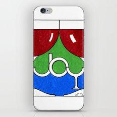 Holiday Cheers iPhone & iPod Skin