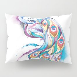 Princess Peacock Pillow Sham