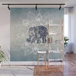 Elephant  Mandala Wall Mural