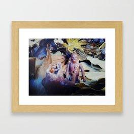The Wookie Dead Framed Art Print