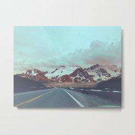 bamf road Metal Print