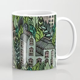 Little Forest Town Coffee Mug