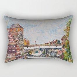 Nuremberg, Germany Rectangular Pillow