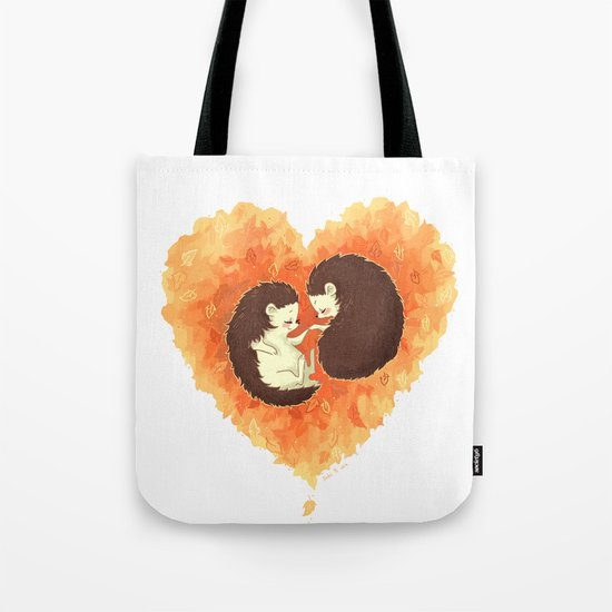 Hibernate with Me Tote Bag