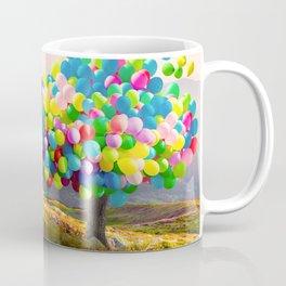 When Balloon Bloom Coffee Mug