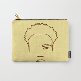 Childish Gambino - Yellow & Orange palette Carry-All Pouch