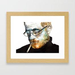 FACE#24 Framed Art Print