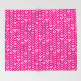 Be Mine Throw Blanket