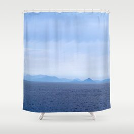 Zakynthos I Shower Curtain