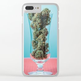 Citral Skunk Clear iPhone Case