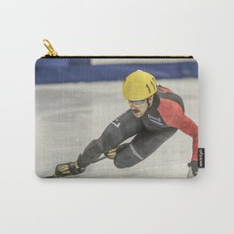 Charles Hamelin, Olympic Champion, Official Action Photo Carry-All Pouch