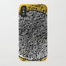 Full Moon iPhone X Slim Case