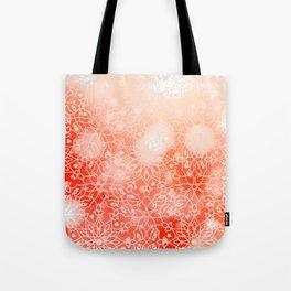 Mandala Inspiration 40 Tote Bag
