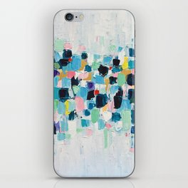 Spotted Sky iPhone Skin