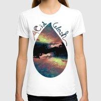 acid T-shirts featuring Acid Wash by Ben Geiger
