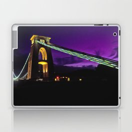 Clifton Suspension Bridge Laptop & iPad Skin