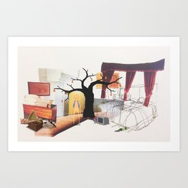 the First Morning Art Print