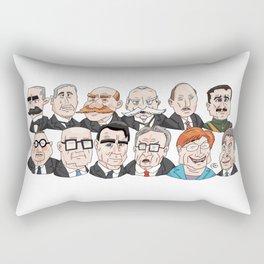 Presidents of Finland Rectangular Pillow