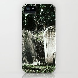 Family plot iPhone Case