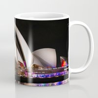 australia Mugs featuring Australia by lcouch