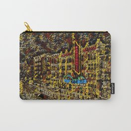 Providence Performing Arts Center (PPAC) Broadway Theater, Providence, Rhode Island Carry-All Pouch