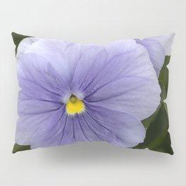 Pansy Mauve Pillow Sham